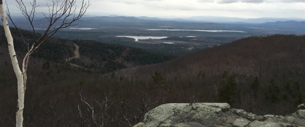 Hike Up Pleasant Mountain