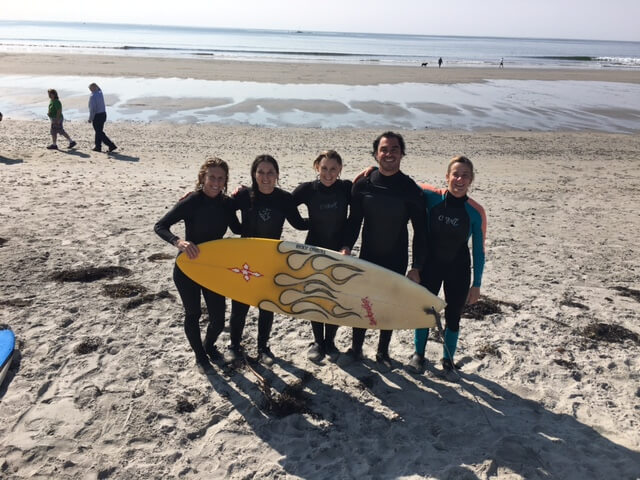 Surfing with Aquaholics