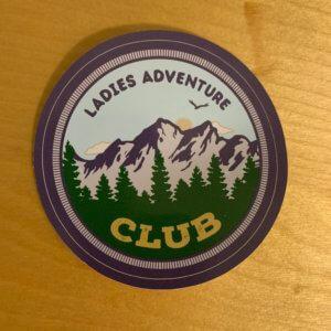 LAC Sticker