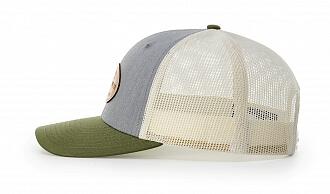 LAC Trucker Hat Side